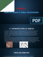 Dibujo Basico Para Ingenieria