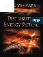Distributed Energy Systems
