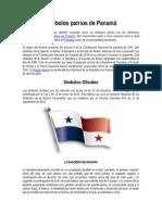 Símbolos patrios de Panamá.doc