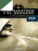 C.W.leadbeaterLosMaestrosyelSendero