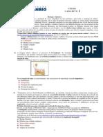 Vestibular 2015 Medicina Etapa 1 Gabarito 2