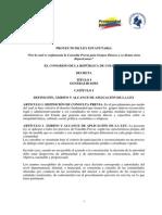 Proyecto de Ley de Consulta Previa Colombia