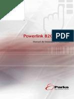 Manual de Instalação Powerlink 824R