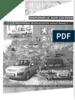 Peugeot Partner Citroën Berlingo en Frances