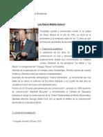 Luis Ramiro Beltrán Salmón