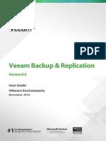 Veeam Backup 8 Userguide Vmware