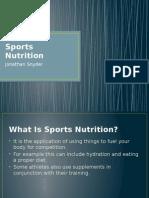 jonathansnyder-hw499-sports nutrition presentation