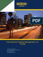 ICM Company Profile