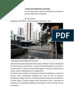 Recife Investe Em Faixa Elevada