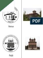 Layout Medalie Fata Verso - V4 Cu Logo