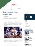 Como tirar o visto americano _ Blog Decolar.pdf