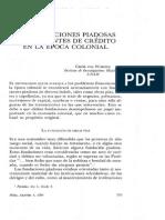 Las Fundaciones Piadosas. Von Wobeser