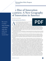 Innovation Districts Full Text