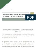 Barreras Contra La Comunicación Eficaz
