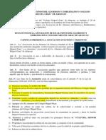 ESTATUTO DE LA ASOCIACION DE ExA MG .pdf