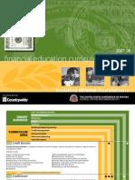 DollarWise Financial Education Curriculum Matrix, 2007–08