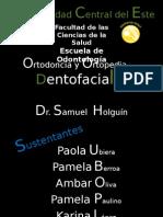 Auxiliares Dx en Ortodoncia