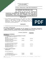 Committee Report 850