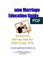 4023139 at Home Marriage Course 20092010 Edition