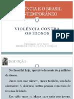 VIOLENCIA CONTRA IDOSOS