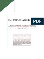 Informe Abubila - Corrupción en Carranque e Illescas
