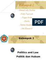 4 Politics and Law 1