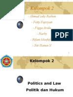 4 Politics and Law 1