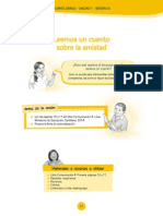 Documentos Primaria Sesiones Comunicacion CuartoGrado CUARTO GRADO U1 Sesion 03