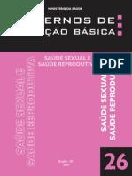 CAB Saude Sextual e Reprodutiva 2009-PLANEJ FAM