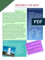 newsletter havenaar