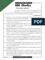 Sbiclerks Marketing Aptitude 1
