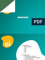 Apresentação Marconi 1