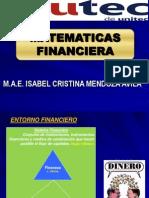 1 Entorno Financiero e Interes Simple