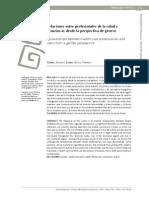 Gomes, R. Et Al. - Relaciones Entre Profesionales de La Salud...