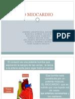 Infarto Al Miocardio Exponer
