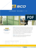 SCO unixware 7 complete reference book