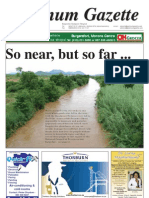 Platinum Gazette 29 January