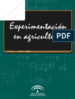 Experimentación en agricultura