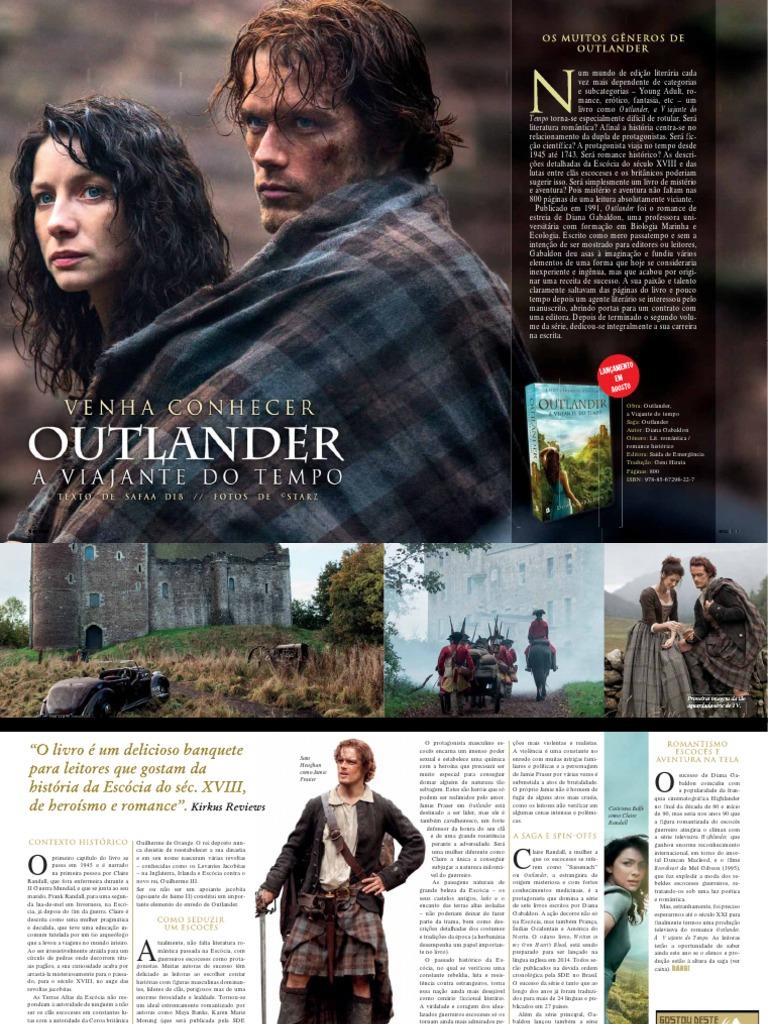 Outlander.pdf | Escocia | Ficción y literatura