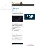 The Fermi Paradox.pdf