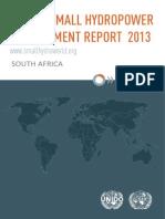 WSHPDR 2013 South Africa