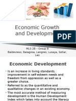 MLS 2B - Economic Growth and Development (Revised 2)