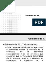 Gobierno TI