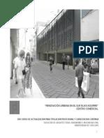 Centro Comercial Dossier