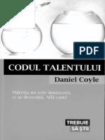 Codul Talentului (8)