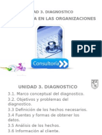 Consult en Las Org - Uaq-unidad3-Diagnostico