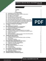 QuickStream PE - Manual Wavin Presiune