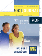 Interboot Journal 2014