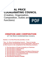 Local Price Coordinating Council