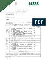 F-SVEP-30 Evaluacion Para Residencia Profesional